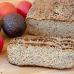 Chleb z pestkami dyni i...
