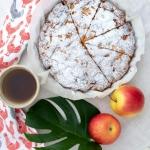 Ciasto z jabłkami...