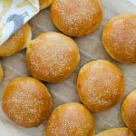 Bułki hamburgerowe z...