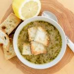 Zupa cebulowa francuska