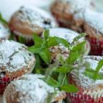 Muffinki z jeżynami i...