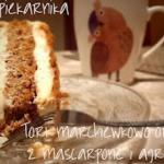 Tort marchewkowo -...
