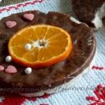 Wafle ryzowe w czekoladzi...