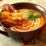 Zupa dyniowo paprykowa z...