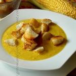 Złota zupa kukurydziana