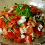 Aromatyczna salsa