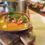Zupa fasolówka