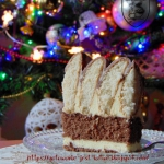 Góra lodowa - ciasto