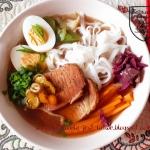 Zupa azjatycka na schabie