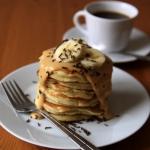Pancakes bananowe z...