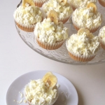 Bananowe cupcakes z...