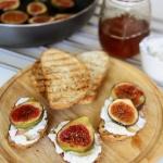 Karmelizowane figi z rico...