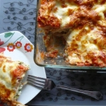 Brokułowa lasagne z 3...