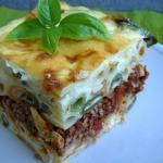 Pastitsio czyli lasagne...