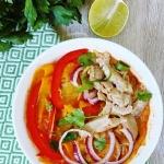 Tajska zupka z...