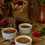 Kawowy creme brulee