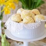 Ciasteczka cytrynowe w...