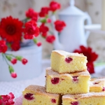Ciasto-śmietankowo-malin