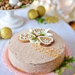 Tort makowy z konfiturą...