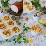 Wiosenne tosty z przepior...