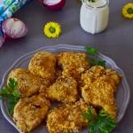 Cebulowe kąski kurczaka