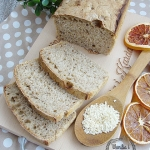 Chleb z jaglanka