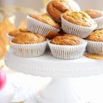 Jesiennne muffinki...