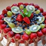 Mężowy tort urodzinowy