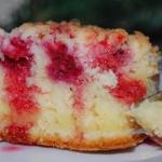 Kefirowe ciasto z...