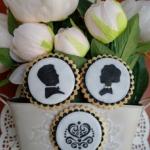 Ciasteczka ślubne -...
