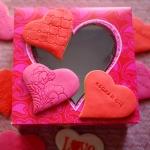 Walentynkowe ciasteczka...