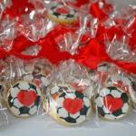 Piłkarskie ciasteczka...
