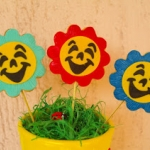 Wesole kwiatki :-)