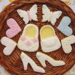 Ciasteczka dla gości...