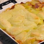 Zapiekanka z ziemniaków...
