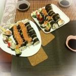 Sushi-krok po kroku