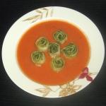 Zupa krem pomidorowa ze s...