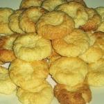 Ciasteczka ryzowe z kokos...