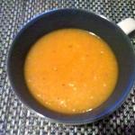 Zupa - krem marchewkowa,...