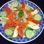 Wloska salatka mojego T.