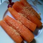 Gotowana marchewka (dieta...