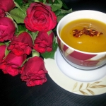 Ognista zupa z dyni....