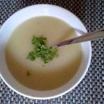 Zupa-krem kalafiorowa...