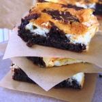 Czekoladowe brownies.