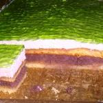 Ciasto serowe bez sera -...