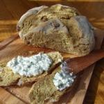 Chleb razowy z mąką...