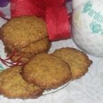 Ciasteczka z płatkami...