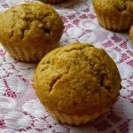 Pełnoziarniste muffinki...