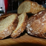 34. Domowy chleb razowy