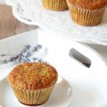 Muffiny cytrynowo-makowe